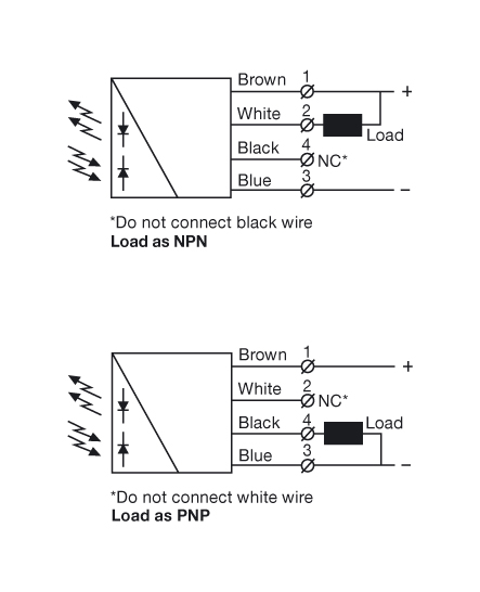 sensor wiring diagram moreover 3 wire proximity switch wiring diagram